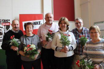 Linke, Potsdam-Mittelmark, PM, Kreisvorstand