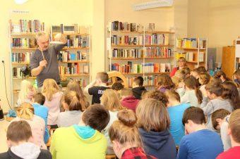 Märkische Literaturtage, Beelitz, Diesterweggrundschule