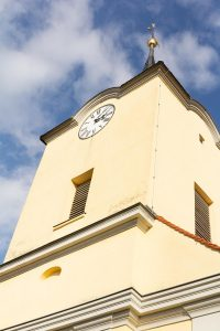 Ortsspaziergang, Prützke, Kloster Lehnin, Kirche Prützke