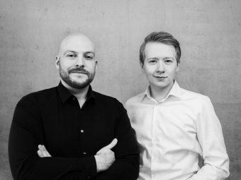 Eric Vohn (FDP) und Matti Karstedt (FDP)