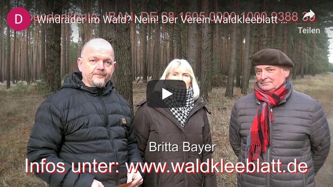 Spenden Waldkleeblatt
