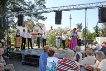 Frühlingsfest, Amt Brück, Cammertänzer