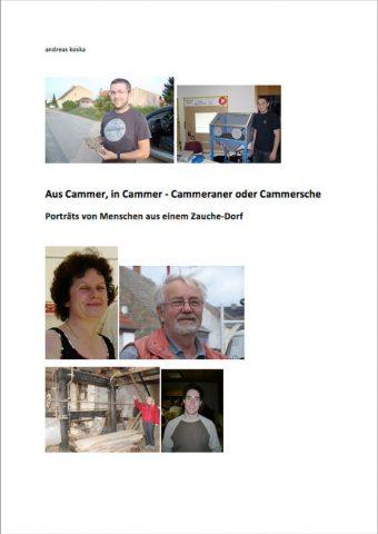 Cammer-Buch, Cammer, Andreas Koska, Cammeraner oder Cammersche
