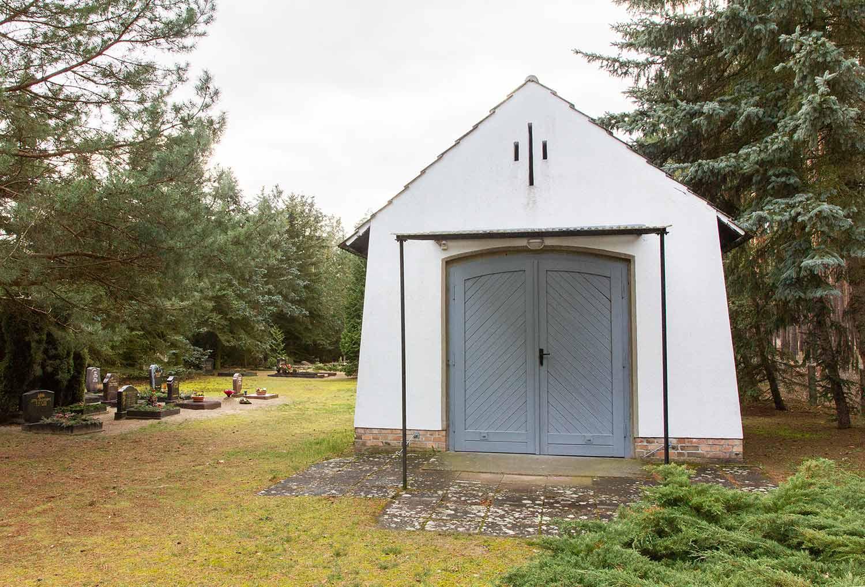 Friedhof Reesdorf