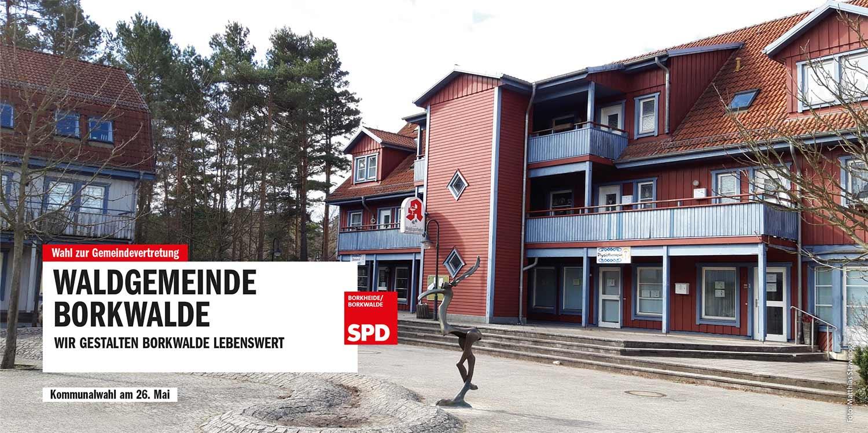 SPD, Borkwalde, SPD Borkwalde