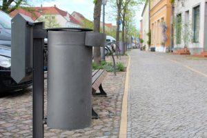 Muelleimer Altstadt Beelitz