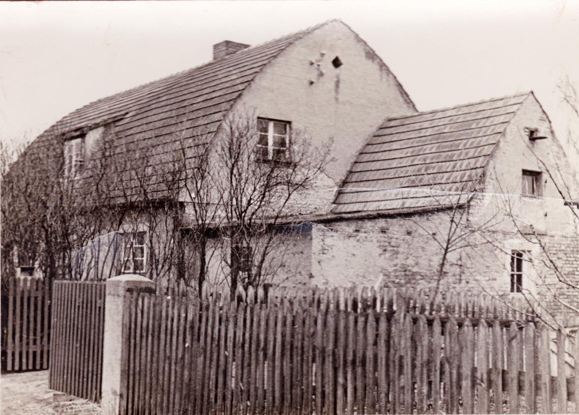Schenkenberg, Siedlerhaus