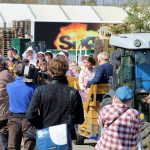 Spargelsaison 2019, Spargel, Beelitzer Spargel, Buschmann & Winkelmann, Saisoneröffnung, Spargelkönigin