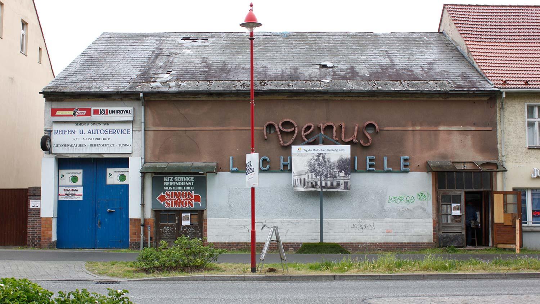 Beelitz, Kino, Venus, Tag der Städtebauförderung