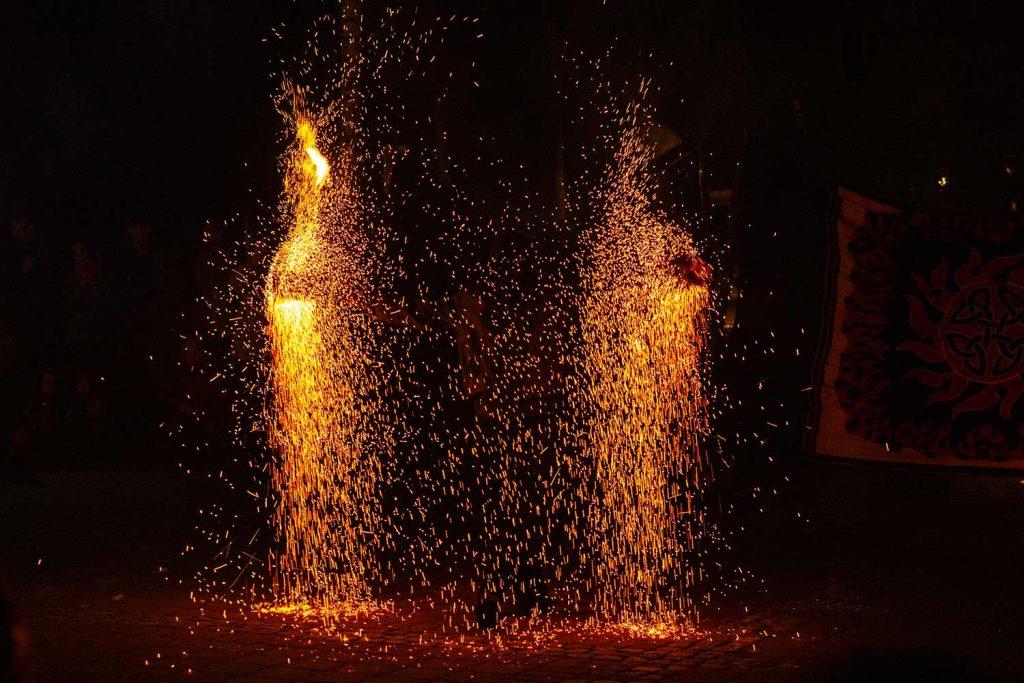 Fireflies, Borkheide