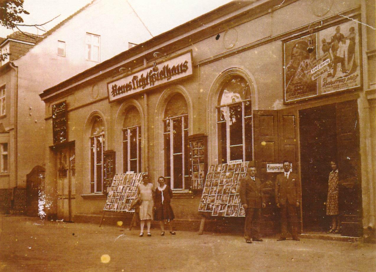 Neues Lichtspielhaus, Venus-Lichtspiele, Beelitz, Kino