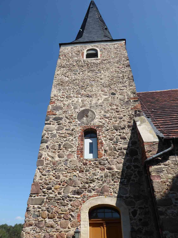 Teuflische Geschichten, Heiko Hesse, Rottstock, Kirche