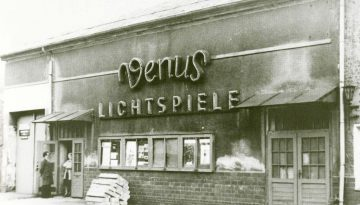 Venus-Lichtspiele, Beelitz, Kino