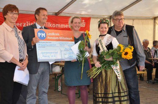 AGENDA 21 Preis 2018 Flaemingmarkt 1