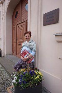 Beelitz, Stadtführungen, Isolde Komm