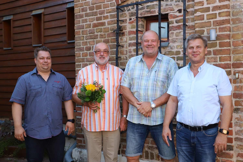 Ortsbeirat Grebs, Grebs, Kloster Lehnin, Harry Grunert, Jens Koloska, Ronald Hilsky, Uwe Brückner