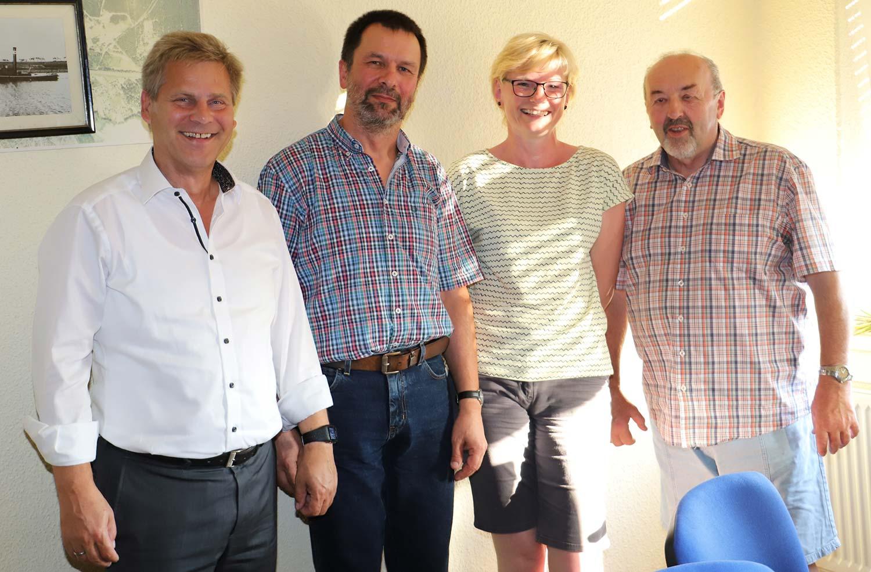 Ortsbeirat Nahmitz, Nahmitz, Klaus Wendler, Uwe Brückner, Reinhard Wilke, Anett Czerwanski