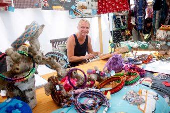 Petra Mussotter, Beelitzer Kunst– und Handwerkermarkt