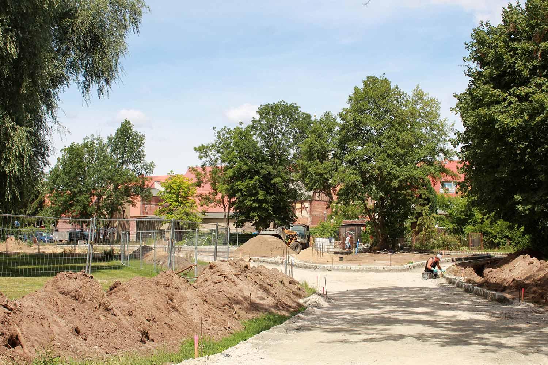 Laga 2020, Beelitz, Laga-Gelände