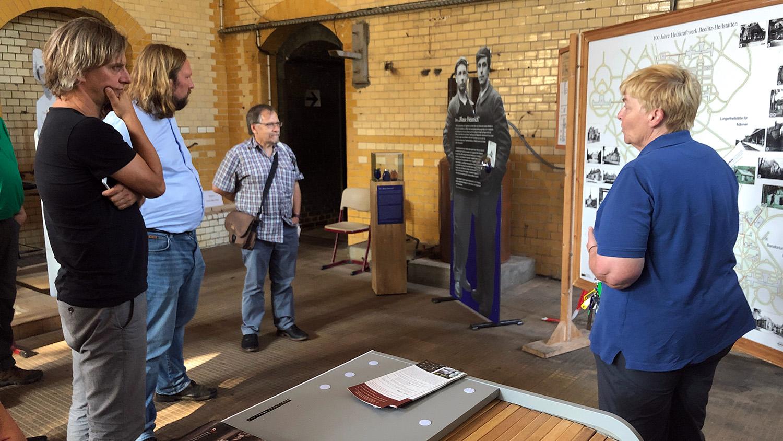Im BHKW Beelitz-Heilstätten