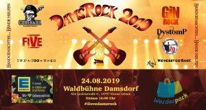 DamsRock 2019 @ Waldbühne Damsdorf