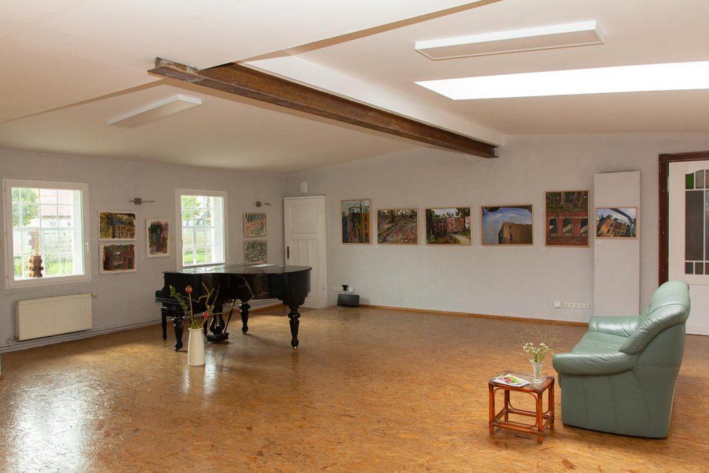 Ausstellungsraum: Kunst-Natur-Umwelt
