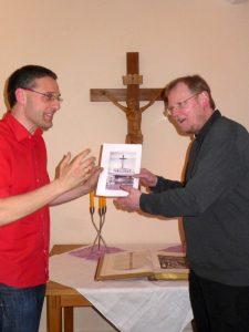 Immer wieder sind die Geistlichen in anderen Gemeinden zu Gast