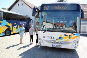 Busunternehmen Wetzel, Cammer