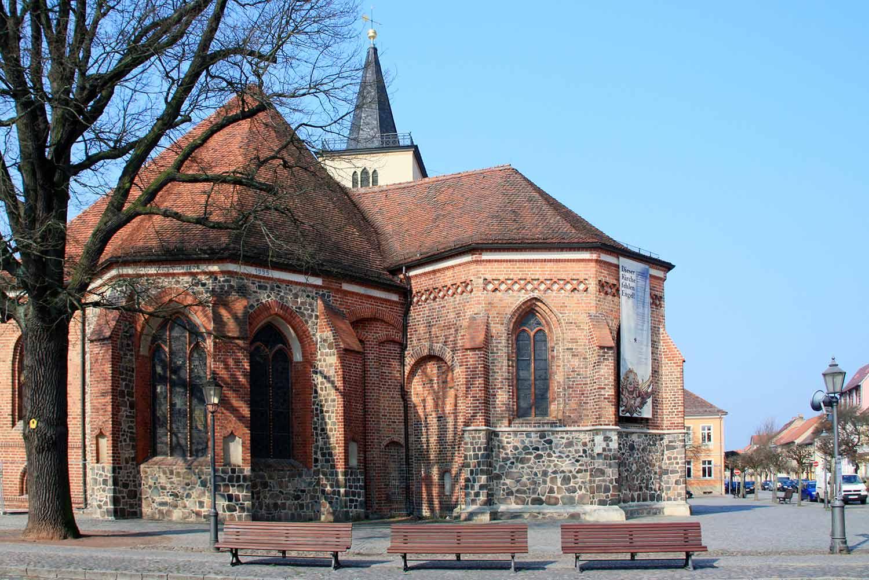 Stadtpfarrkirche, Kirche Beelitz, Beelitz