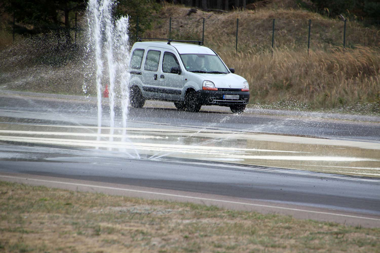 ADAC-Fahrsicherheitszentrum, Linthe