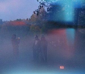 Halloween, Wanderung, Fenne, Damsdorf