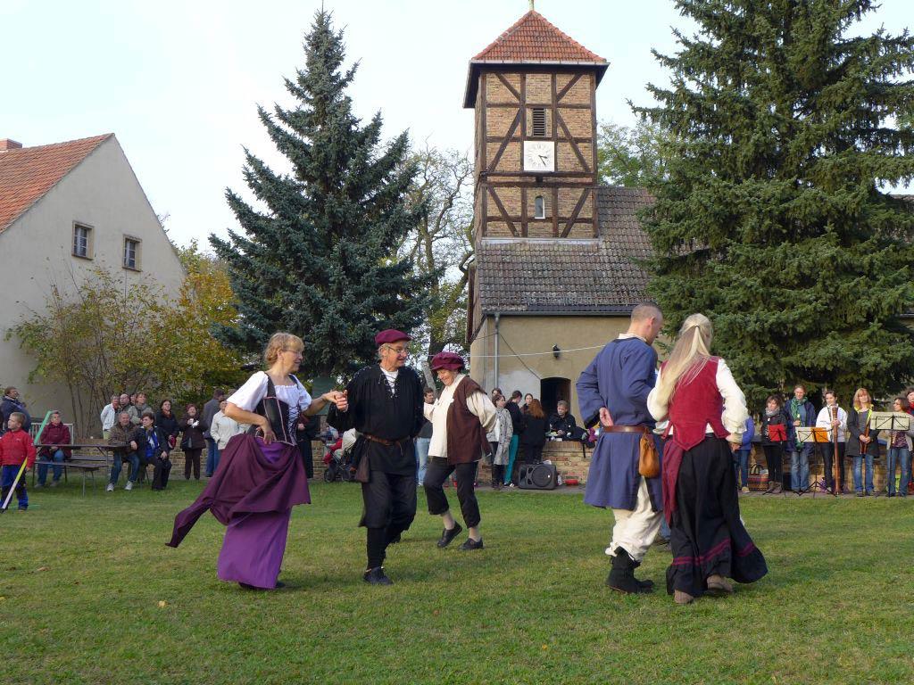Lutherfest, Fläming, Neuendorf