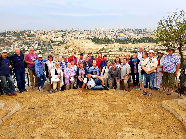 Alle zogen hinauf nach Jerusalem
