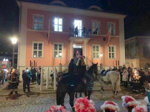 Beelitz, Beelitzer Carneval Club, Rathaussturm