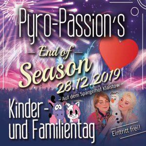 """Kinder- und Familientag beim """"Pyro-Passion's End of Season"""" @ Spargel- und Erlebnishof Klaistow"""