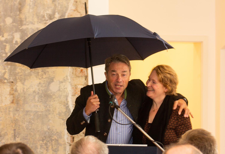 Günter Baaske, Dr. Silke Siebrecht-Garbig