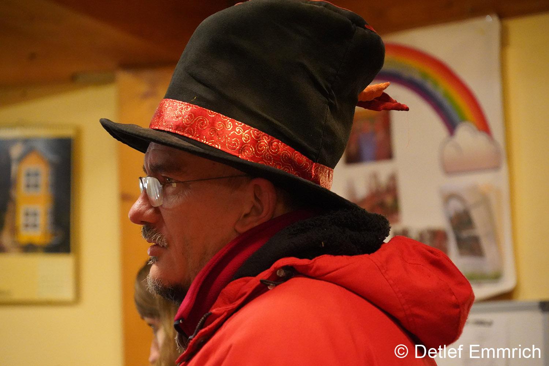 Zauberer Jens Mehlhase