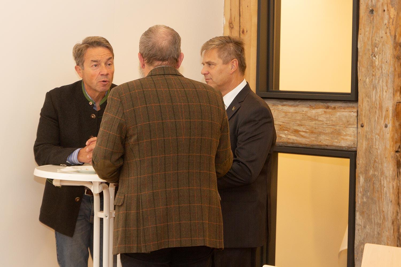 Günter Baaske, Wolfgang Blasig, Uwe Brückner