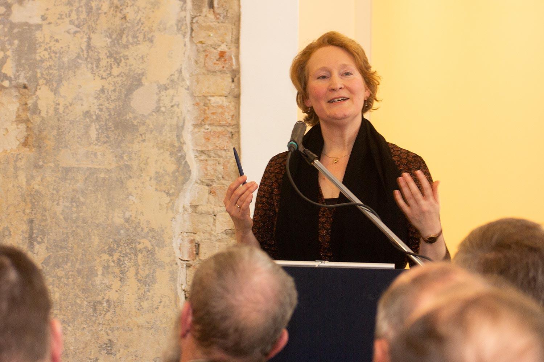 Renaissancebaus, Reckahn, Dr. Silke Siebrecht-Garbig