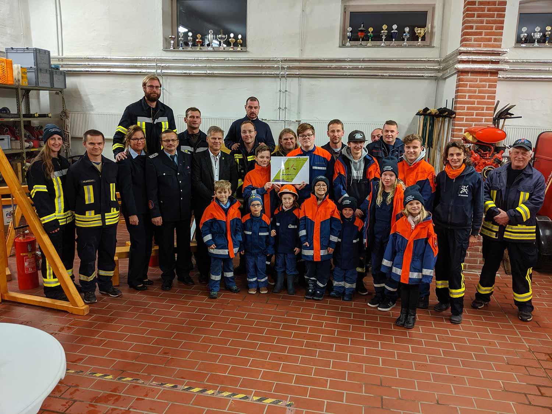 Jugendfeuerwehren, Feuerwehr, Kloster Lehnin, Wettkampfbahn, Uwe Brückner