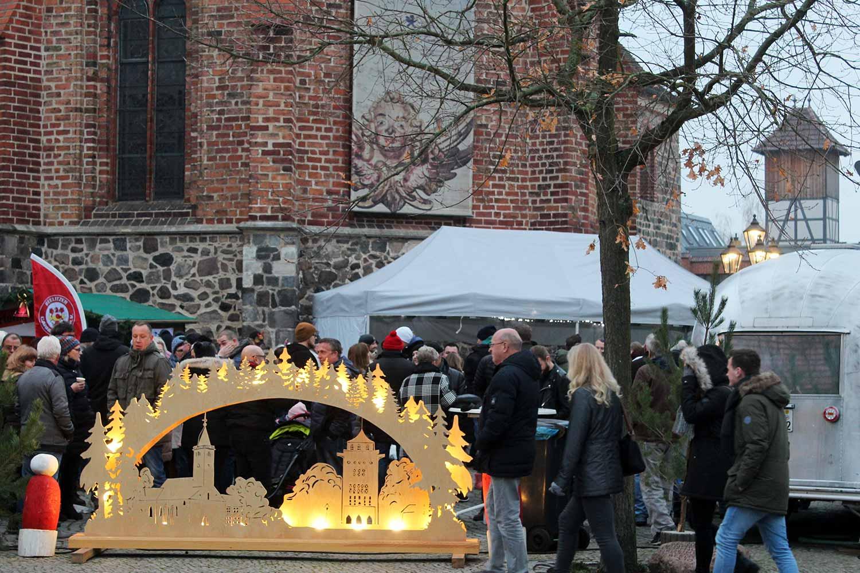 Adventsmarkt, Beelitz