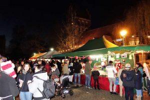 Adventsmarkt, Deetz