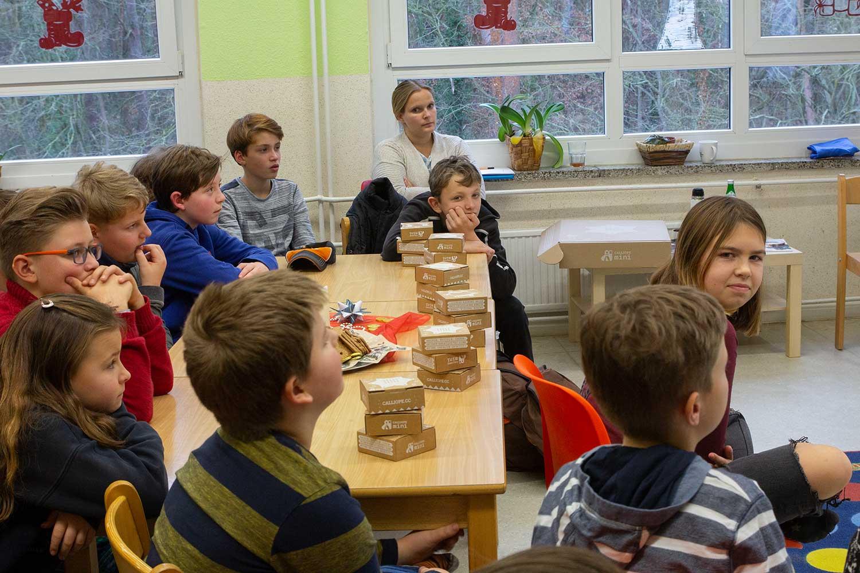 Calliope, Grundschule Brück, Brück