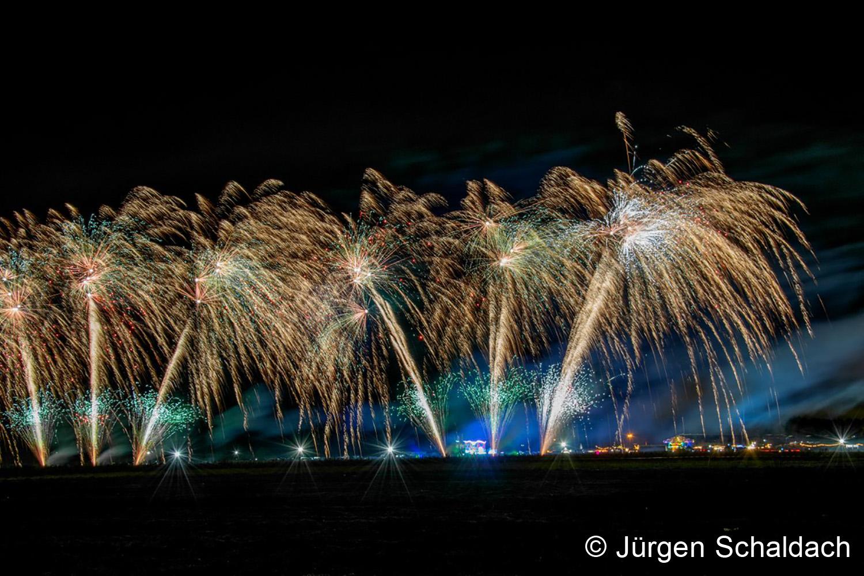 Pyro-Passion's Feuerwerk