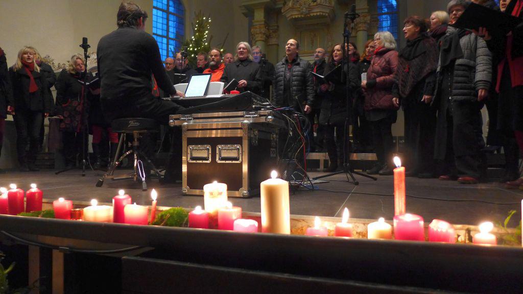 Gospelchor Brück, Lambertuskirche, Brück