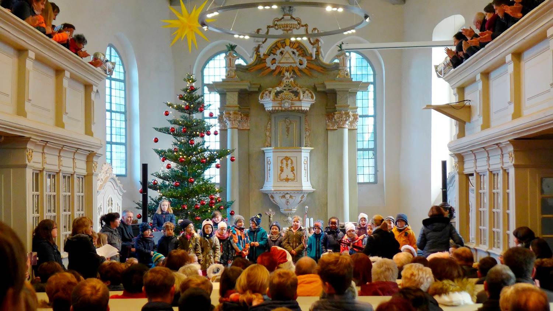 Brück, Weihnachtskonzert, Lambertuskirche