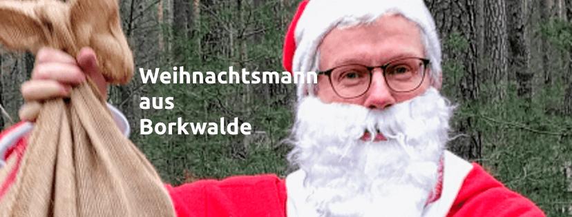 Wiehnachtsmann, Borkwalde, Ola Jannhov