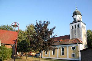 Kirche, Alt Bork