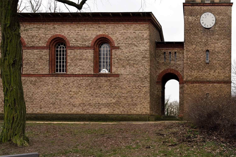 Kirche Petzow, Petzow, Schinkel-Kirche