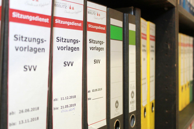 SVV Beelitz, Stadt Beelitz, Digitalisierung